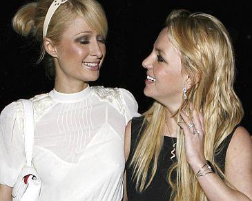 Britney Spears bez majtek!