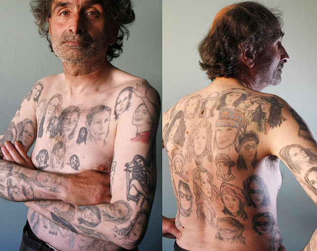 Ma 82 Tatuaże Z Julią Roberts Pudelek