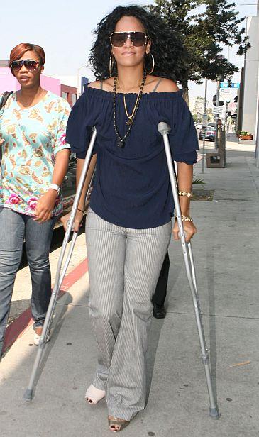 Rihanna o kulach!