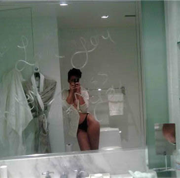 Nagie zdjęcia Rihanny?! (WIERZYCIE W TO?)