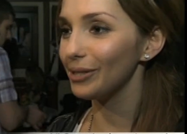 Piękna córka Tymoszenko! (ZDJĘCIA)