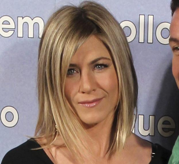 Nowa fryzura Jennifer Aniston! (ZDJĘCIA)